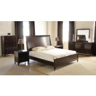Cosmopolitan King Sleigh Bed