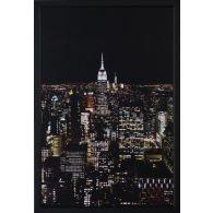 Night in NYC 33W x 48H