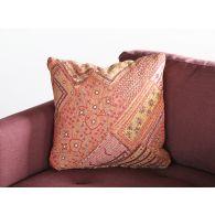 Ralanna Persimmon Pillow