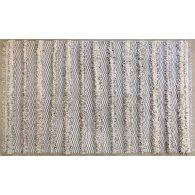 9' x 12' Fringe Stripe Rug