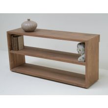 Toscana Media Console in Sundried Wheat