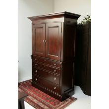 Gramercy Park Dresser with TV Cabinet