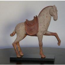 Iron Arabian Horse Figurine - Cleared Décor