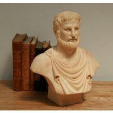 Socrates Wood Sculpture - Cleared Décor