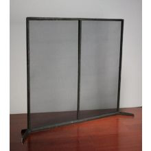 Forged Steel Fireplace Screen