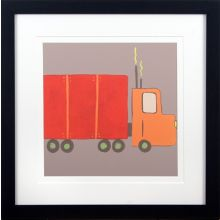 Transportation Series (Set of 3) 18W x 18H