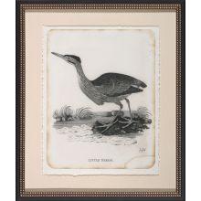 Little Heron 22W x 26H