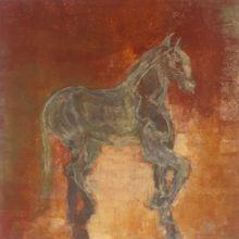 Solar Pony I 36W x 36H