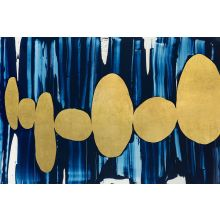 Gilded Pebbles  60W X 40H