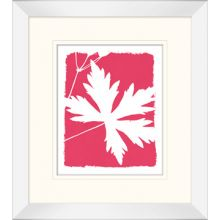 Graphic Leaf Study 5 23W x 26H