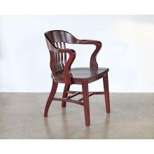 Bank of England Oak Arm Chair