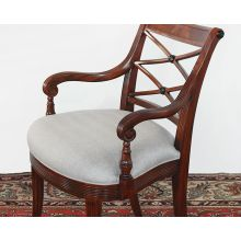 Regency Arm Chair