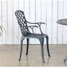 Cast Iron Cafe Or Patio Chair