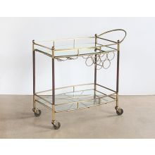 Coles Bar Cart
