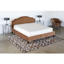 King Bed in Winthrop Spice