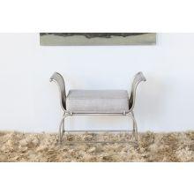 Sutton House Metal Bench