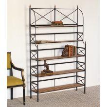 Bistro Bookshelf