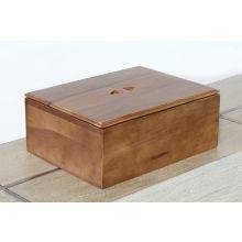 Marlin Acacia Wood Box