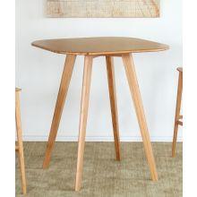 Modern Bamboo Bar Table