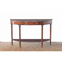 Georgian Drawing Room Console