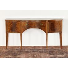 Antique Georgian Style Sideboard Or Console