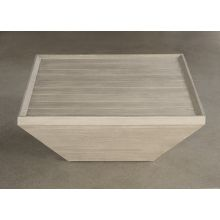 Delwin Square Outdoor Coffee Table