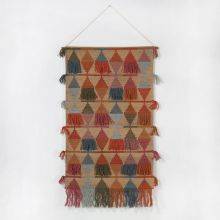 Multi-Colored Wall Hanging 24W X 43H