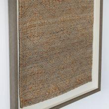 Grassland Dark Diamond Woven Textile 30W X 40H