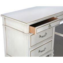 Vintage Ivory Desk