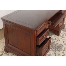Cherry Executive Office Desk