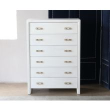 Mitchell Gold Malibu 6 Drawer Chest