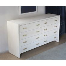 Mitchell Gold Malibu 8 Drawer Chest
