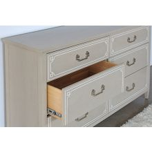 Savoy Place 6 Drawer Dresser