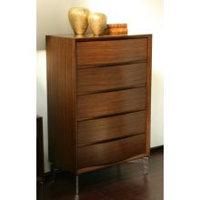 Mitchell Gold Beau 5-Drawer Tall Chest