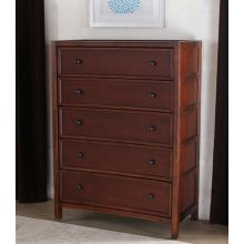 Silhouette Chest of Drawers