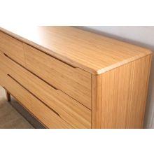 Modern Bamboo Dresser