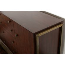 Mitchell Gold Pearson Door/Drawer Chest