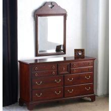 Madison Cherry Large Dresser