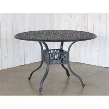 Cast Iron Cafe Or Patio Table
