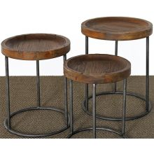 Tristan Nesting Tables (Set of 3)