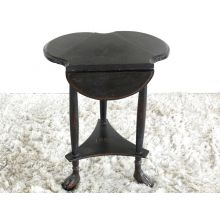 Mahogany Footed Side Table
