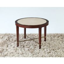 Mitchell Gold Reeve Side Table