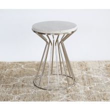 Westside Round End Table