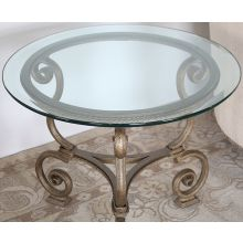 Solano Round End Table
