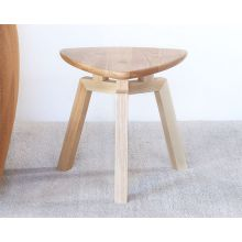 Sloane Triangular End Table In Natural