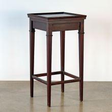 Vintage Mahogany Counter Table