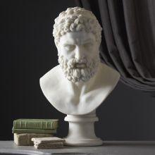 Bust of Poseidon - Cleared Décor