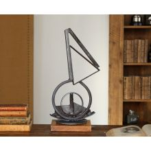 Untitled Sculpture #1 - Cleared Décor
