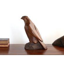 Wood Finish Eagle