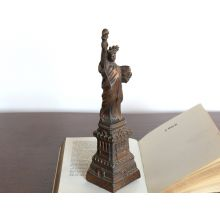 Medium Vintage Statue of Liberty